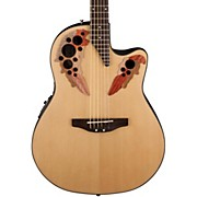Applause Elite Mid-Depth Bowl Acoustic-Electric Guitar