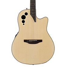 Elite Series AE44II Acoustic-Electric Guitar Natural
