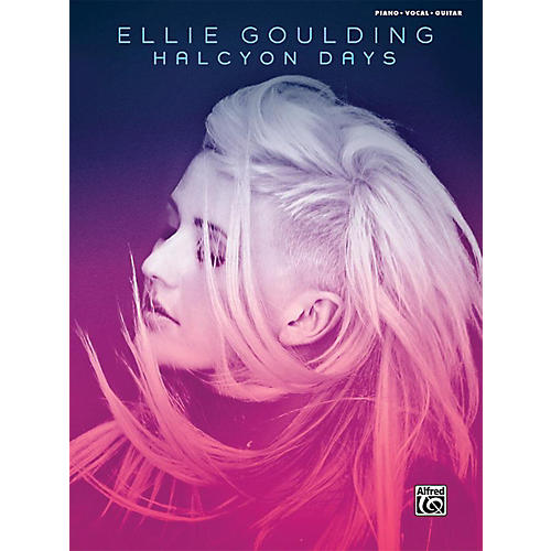 Alfred Ellie Goulding - Halcyon Days P/V/C Book