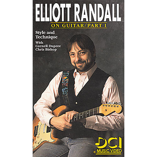 Alfred Elliott Randall On Guitar, Part 1 Video