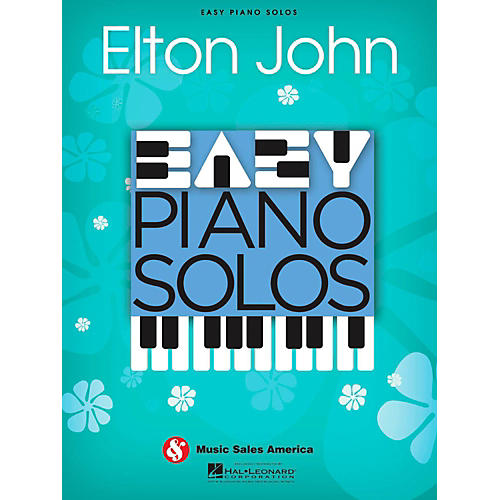 Music Sales Elton John - Easy Piano Solos Series