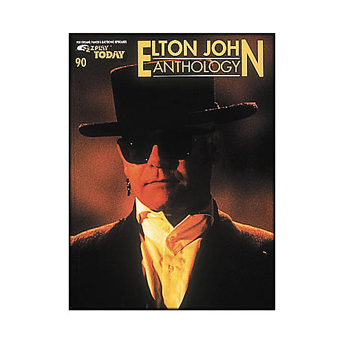 Hal Leonard Elton John Anthology E-Z Play 90-thumbnail