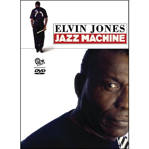 Hal Leonard Elvin Jones: Jazz Machine DVD-thumbnail