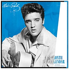 Browntrout Publishing Elvis 2018 Wall Calendar