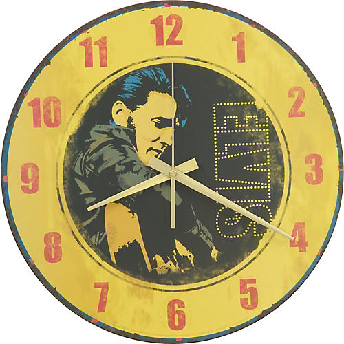 Gear One Elvis Clock