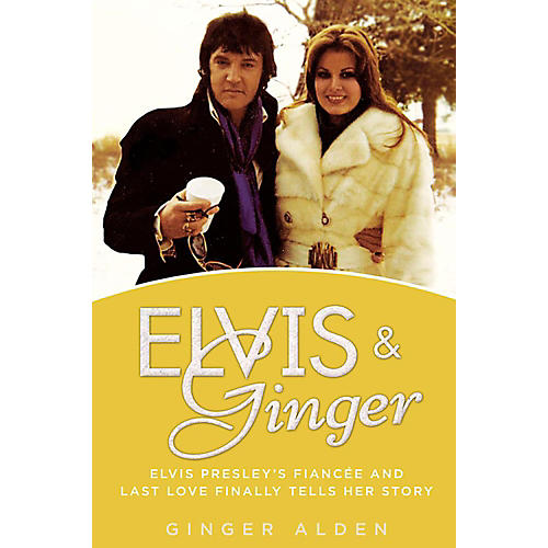 Alfred Elvis & Ginger:  Elvis Presley's Fiancee and Last Love Finally Tells Her Story Hardcover Book-thumbnail