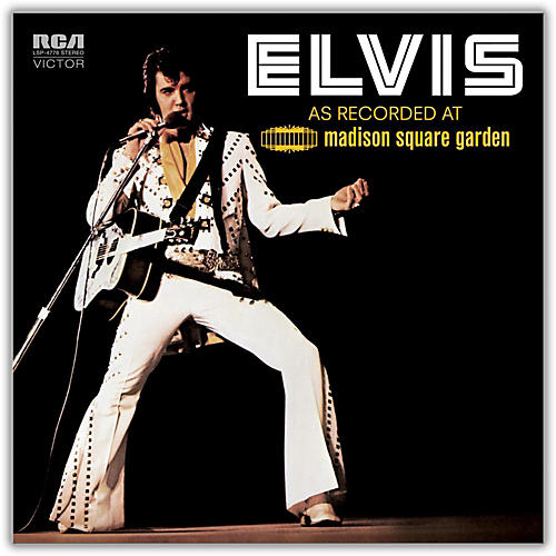Sony Elvis Presley - Elvis As Recorded at Madison Square Garden Vinyl LP-thumbnail