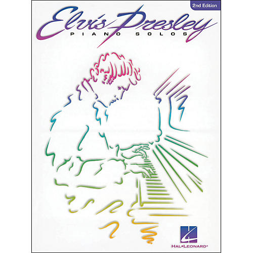 Hal Leonard Elvis Presley Piano Solos 2nd Edition-thumbnail
