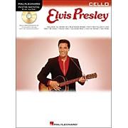 Hal Leonard Elvis Presley for Cello - Instrumental Play-Along Book/CD Pkg