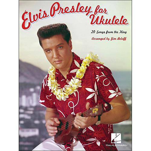 Hal Leonard Elvis Presley for Ukulele Songbook
