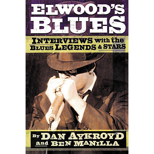Backbeat Books Elwood's Blues Book-thumbnail