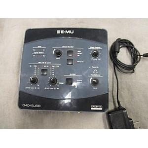 Pre-owned E-mu Em8761 Audio Interface by E Mu