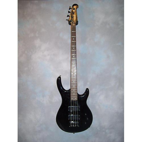 Epiphone Embassy Black Electric Bass Guitar-thumbnail