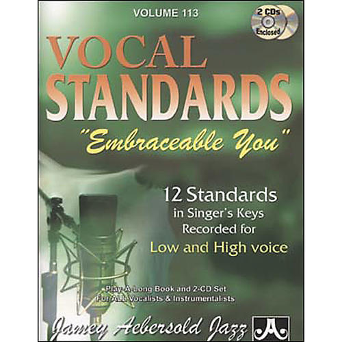 Jamey Aebersold Embraceable You - Ballads for All Singers-thumbnail