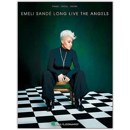 Hal Leonard Emeli Sande - Long Live the Angels P/V/G Piano/Vocal/Guitar