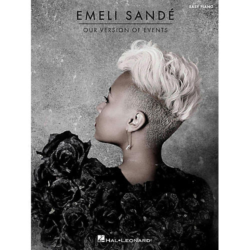 Hal Leonard Emeli Sande - Our Version Of Events for Easy Piano