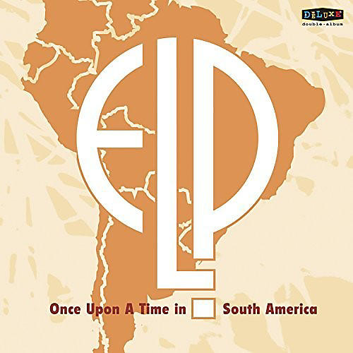 Alliance Emerson, Lake & Palmer - Once Upon A Time In South America
