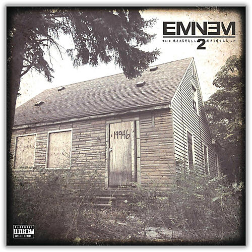 Universal Music Group Eminem - The Marshall Mathers LP