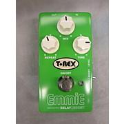 T-Rex Engineering Emmie Delay Boost Tuner Pedal