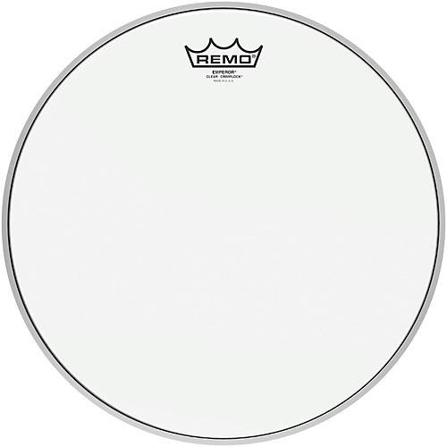 Remo Emperor Clear Crimplock Tenor Drumhead 14 in.