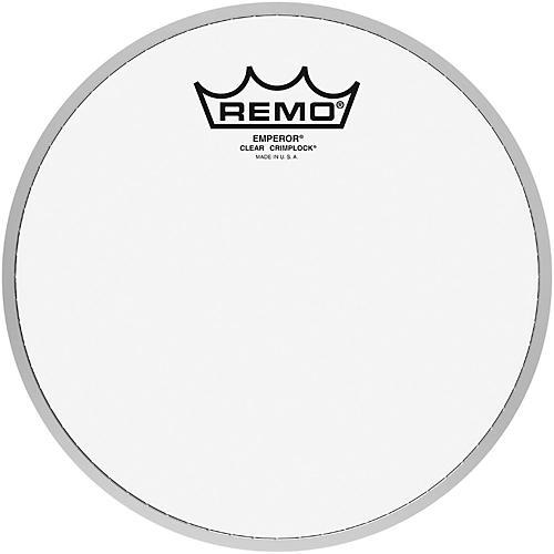 Remo Emperor Clear Crimplock Tenor Drumhead-thumbnail