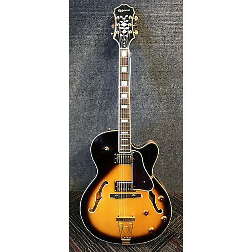 Epiphone Emperor II Joe Pass Signature Hollow Body Electric Guitar