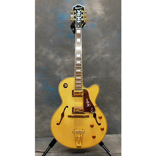 Epiphone Emperor II Joe Pass Signature Hollow Body Electric Guitar-thumbnail