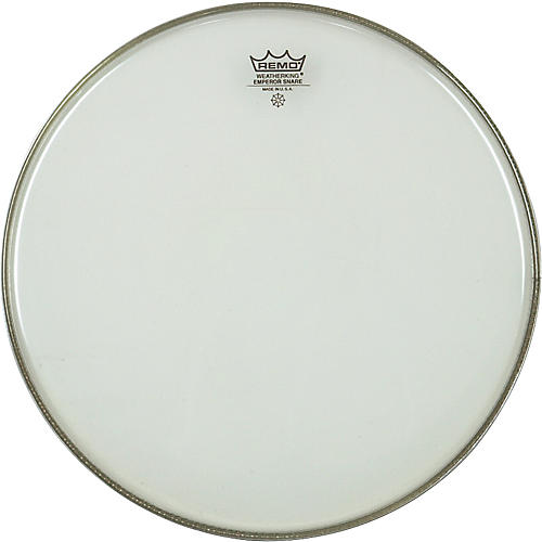 Remo Emperor Snare Side Head  15 in.-thumbnail