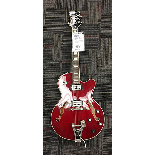 Epiphone Emperor Swingster Hollow Body Electric Guitar-thumbnail