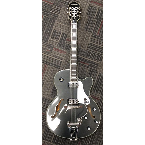 Epiphone Emperor Swingster Royale Hollow Body Electric Guitar-thumbnail