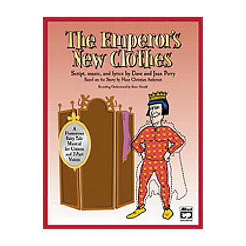 Alfred Emperor's New Clothes Soundtrax CD-thumbnail