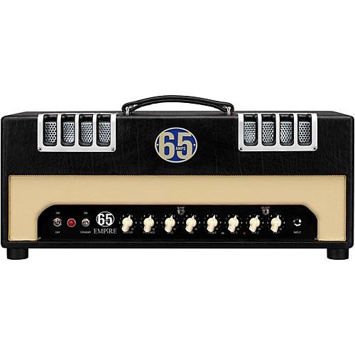 65amps Empire 22W Tube Guitar Amp Head Black