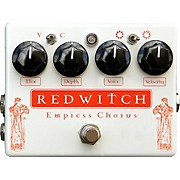 Red Witch Empress Analog Chorus-Vibrato Guitar Effects Pedal