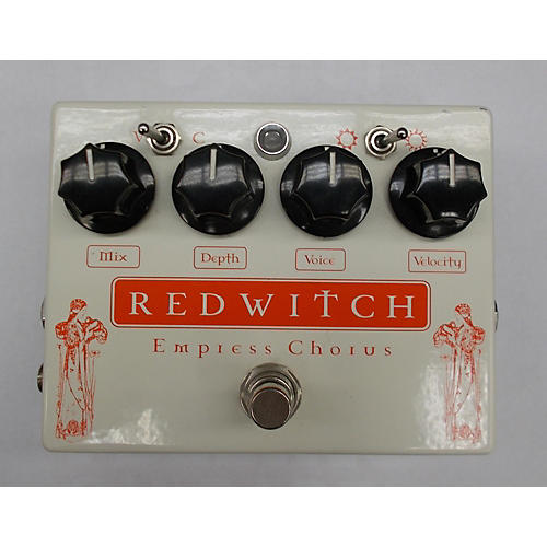 Red Witch Empress Chorus Modulation Effect Pedal-thumbnail