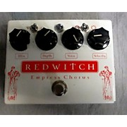 Red Witch Empress Chorus Modulation Effect Pedal