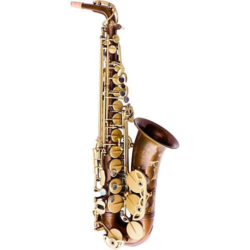 MACSAX Empyreal Alto Saxophone Vintage with Matte Gold Keys