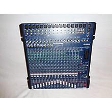 Yamaha Emx5000 Powered Mixer