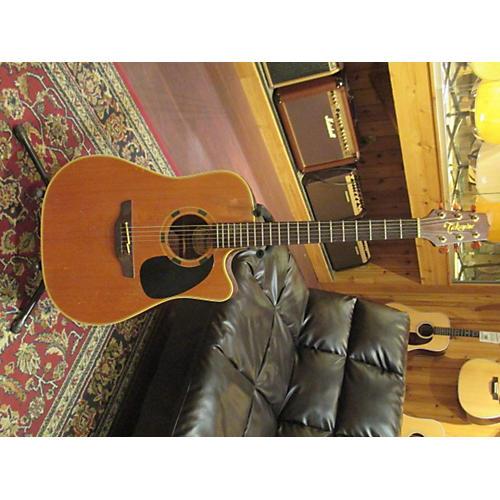 Takamine En10c Natural Acoustic Electric Guitar