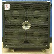 Eden En410x Bass Cabinet