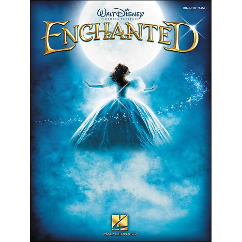 Hal Leonard Enchanted for Big Note Piano-thumbnail