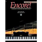 Alfred Encore! Book 1