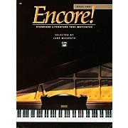 Alfred Encore! Book 2 Book 2