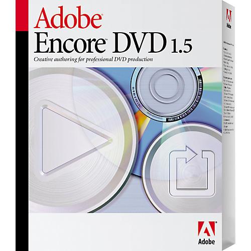 Adobe Encore DVD 1.5-thumbnail