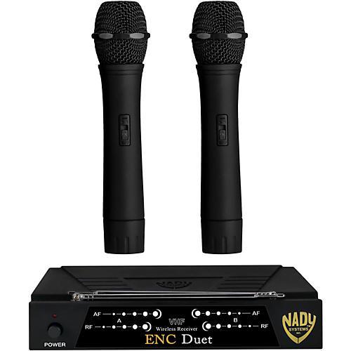 Nady Encore Duet Dual Wireless Handheld System-thumbnail