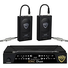 Nady Encore Duet Dual Wireless Instrument System Level 1 Band B and D