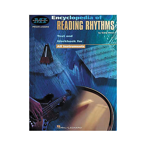 Hal Leonard Encyclopedia Of Reading Rhythms-thumbnail