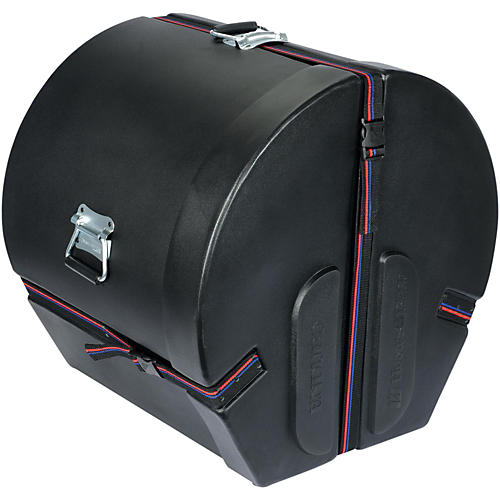 Humes & Berg Enduro Bass Drum Case Black 14x20