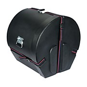 Humes & Berg Enduro Bass Drum Case with Foam