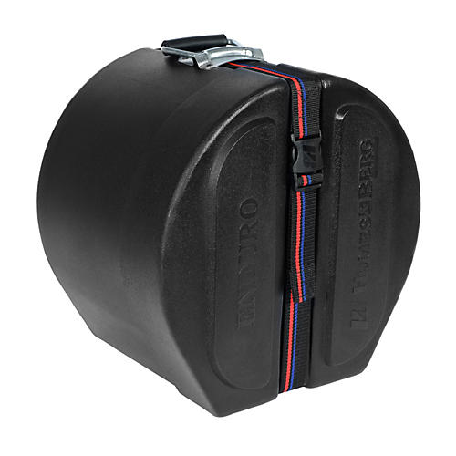 Humes & Berg Enduro Floor Tom Drum Case Black 14x14