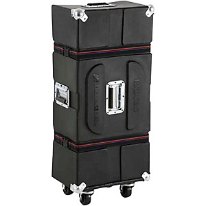 Humes and Berg Enduro Hardware Case with Casters